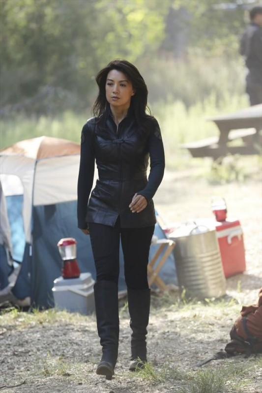 Agents of S.H.I.E.L.D.: Ming-Na nell'episodio FZZT