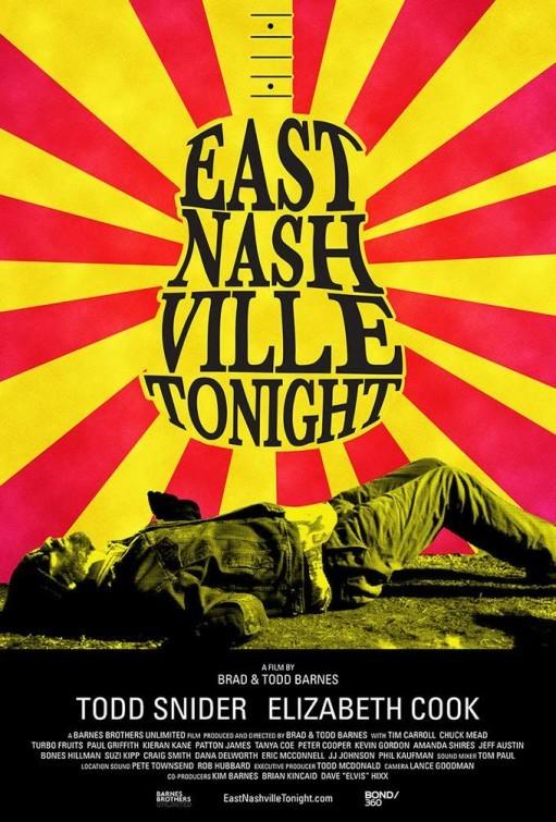 East Nashville Tonight: la locandina del film