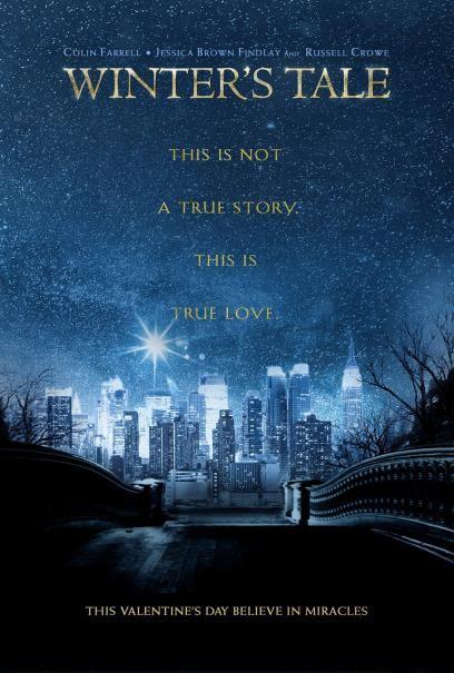 Winter\'s Tale: la locandina del film