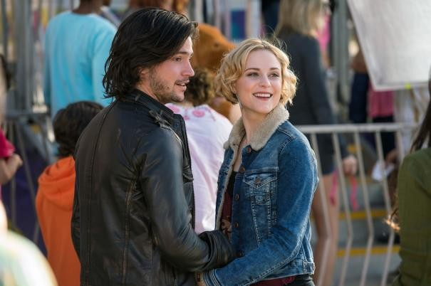 10 Things I Hate About Life: una bella immagine di Thomas McDonell ed Evan Rachel Wood