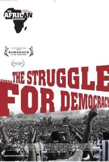 An African Election: la locandina del film