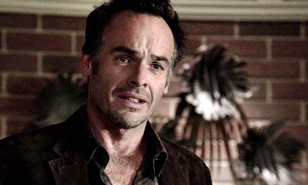 Arrow: Paul Blackthorne in una scena dell'episodio della stagione 2,  League of Assassins