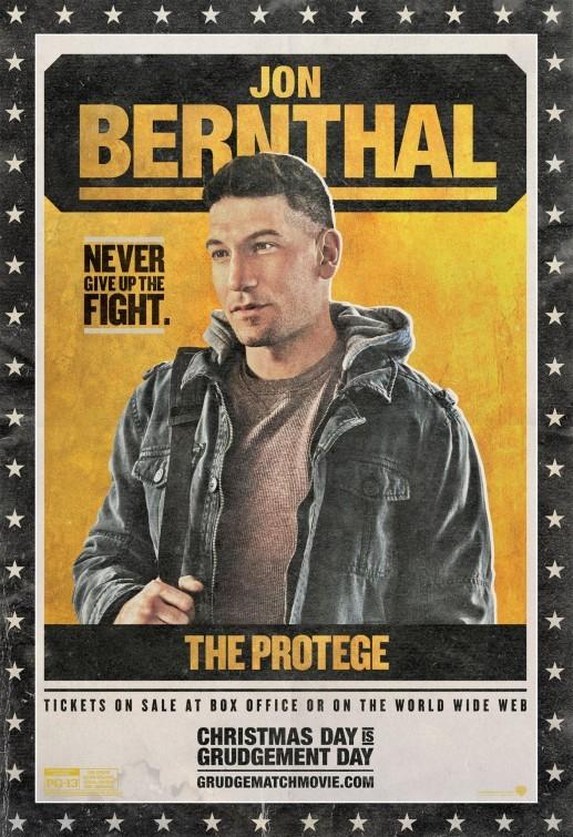 Grudge Match: character poster per Jon Bernthal