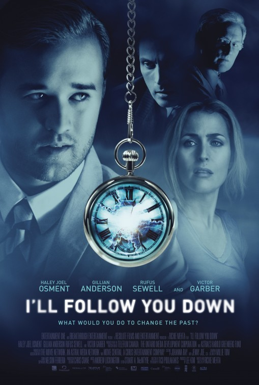 I'll Follow You Down: nuovo poster