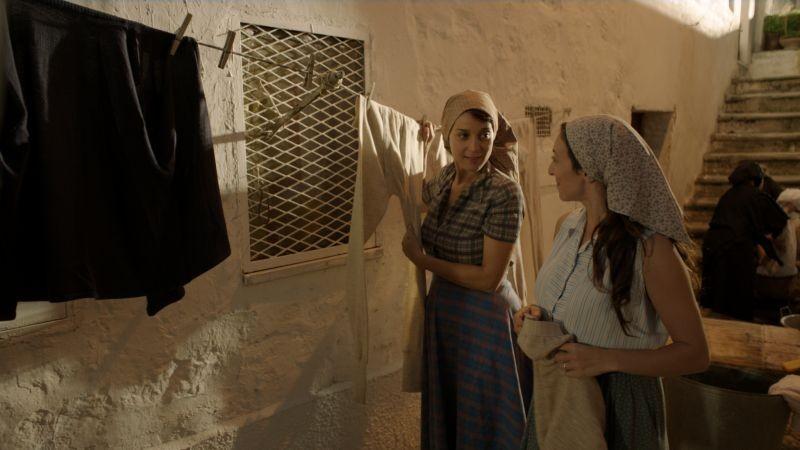Marina: Donatella Finocchiaro in una scena del film