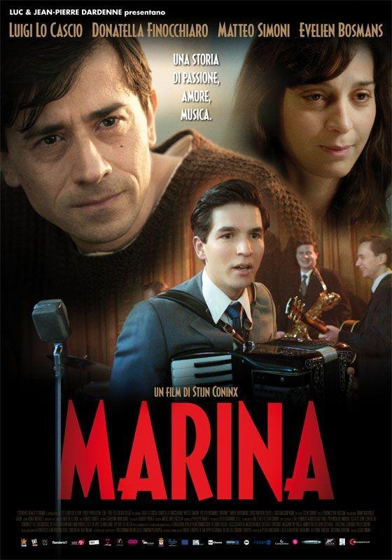 Marina: la locandina italiana