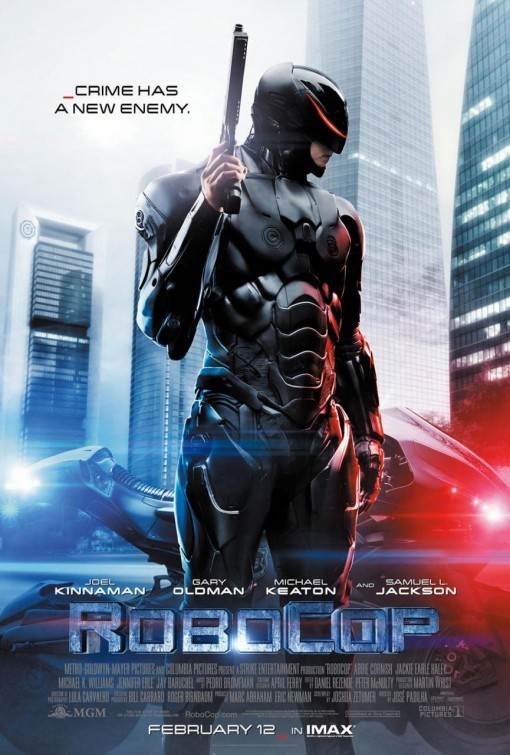 RoboCop: nuovo poster