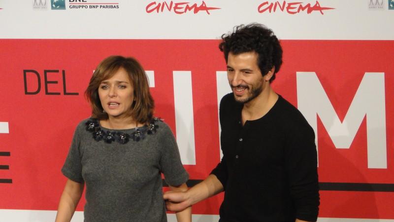 Come il vento: Valeria Golino e Francesco Scianna presentano il film a Roma 2013