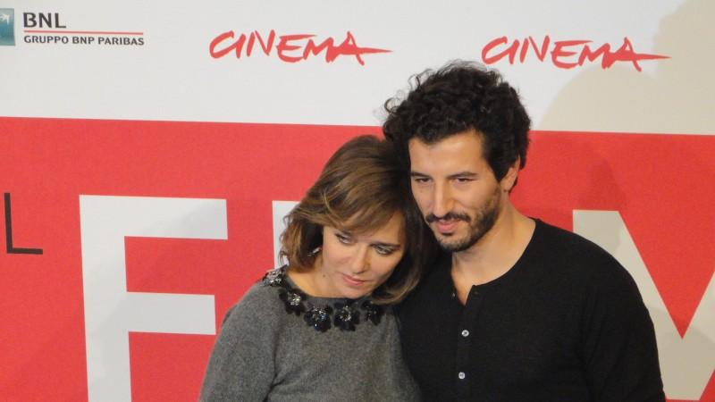 Come il vento: Valeria Golino e Francesco Scianna presentano il film al Festival di Roma 2013