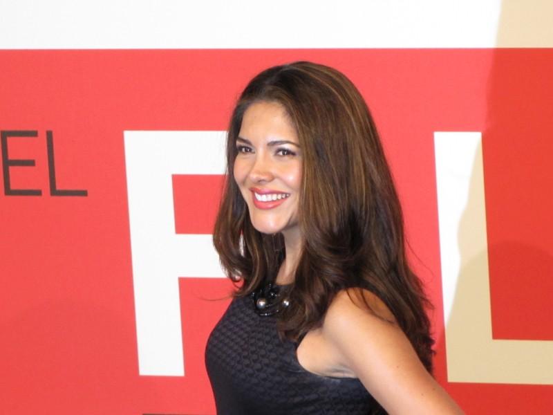 Festival di Roma 2013 - l'attrice Tania Arredondo presenta Manto Acuifero