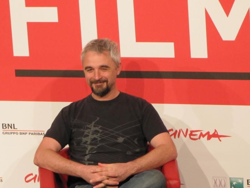 Festival di Roma 2013 - Michael Rowe presenta il suo film Manto Acuifero