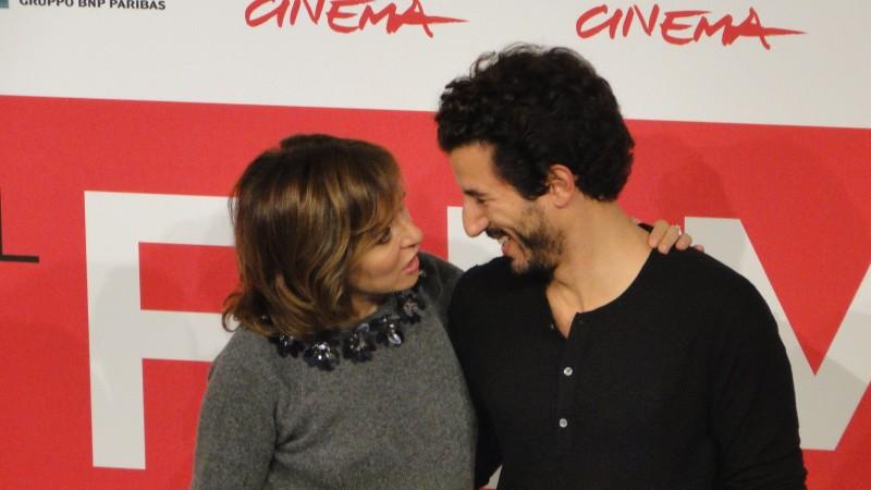 Festival di Roma 2013 - Valeria Golino e Francesco Scianna presentano 'Come il vento' di Puccioni