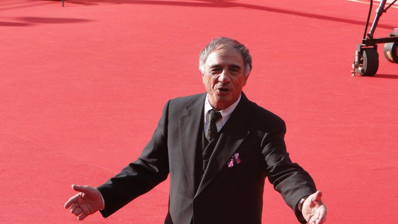 Roma 2013: Rocco Granata sul red carpet per il film Marina