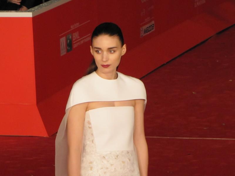 Her al Festival di Roma 2013 - Rooney Mara presenta il film di Jonze sul red carpet