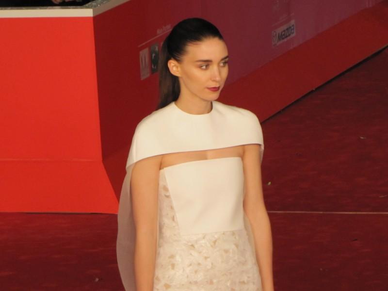 Her al Festival di Roma 2013 - Rooney Mara presenta il film sul red carpet