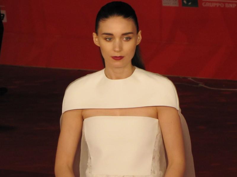 Her al Festival di Roma 2013 - Rooney Mara presenta sul tappeto rosso