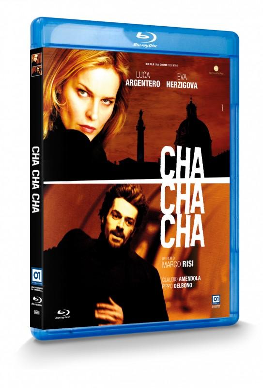 La copertina di Cha Cha Cha (blu-ray)