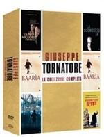 La copertina di Giuseppe Tornatore - La Collezione Completa (dvd)