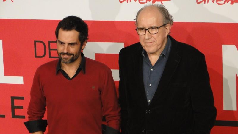 La vita invisibile: Filipe Duarte ed il regista Vítor Gonçalves a Roma 2013