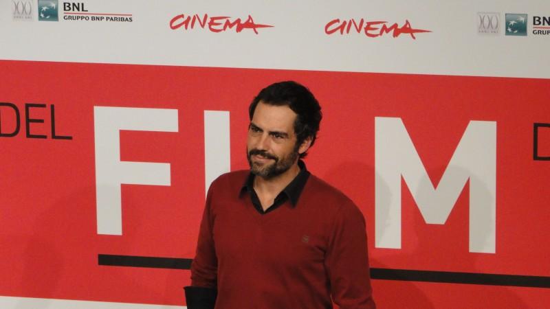 La vita invisibile: Filipe Duarte posa a Roma 2013