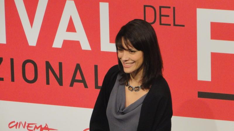 Sheep's Clothing: Una sorridente Diane Maia a Roma 2013