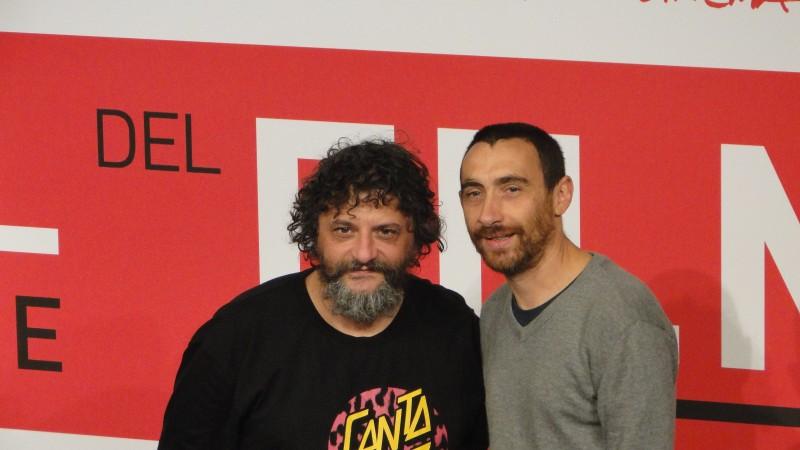 Song 'e Napule: i fratelli Manetti posano a Roma 2013