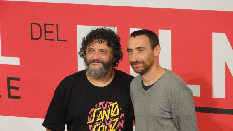 Song 'e Napule: i registi Marco ed Antonio Manetti al Festival di Roma 2013