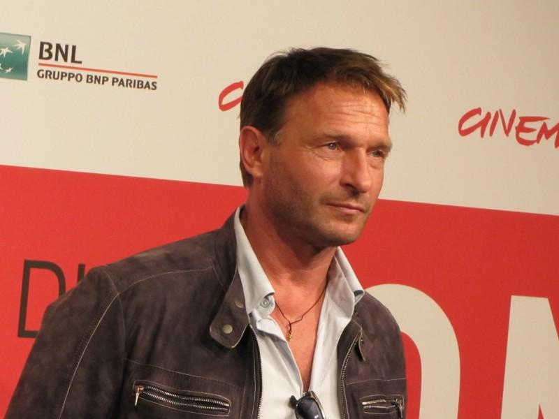 Stalingrad 3D: l'attore Thomas Kretschmann al Festival di Roma 2013