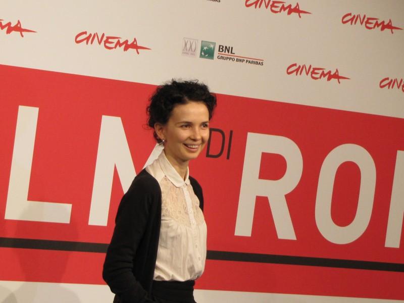 Stalingrad 3D: Mariya Smolnikova al Festival di Roma 2013