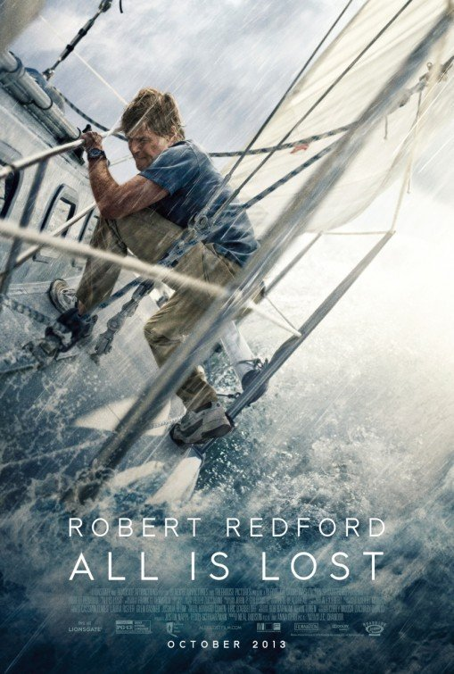 All Is Lost: nuovo poster USA 1