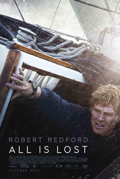 All Is Lost: nuovo poster USA 2