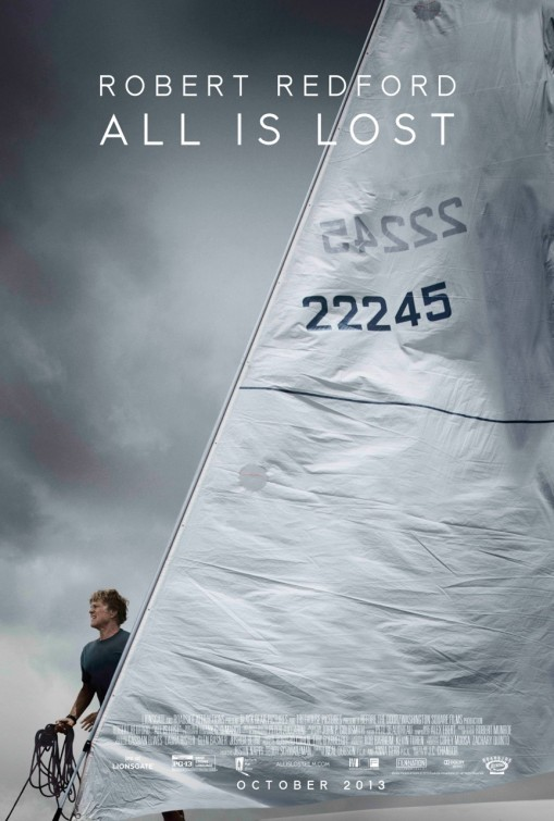 All Is Lost: nuovo poster USA 3