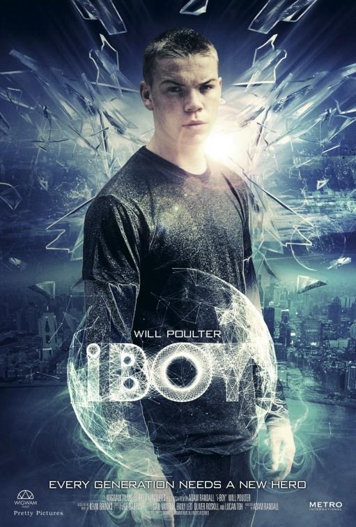 iBoy: la locandina del film