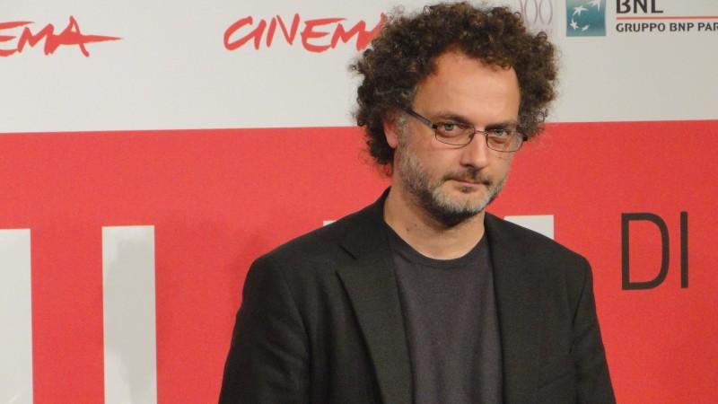 Il venditore di medicine: il regista Antonio Morabito posa a Roma 2013