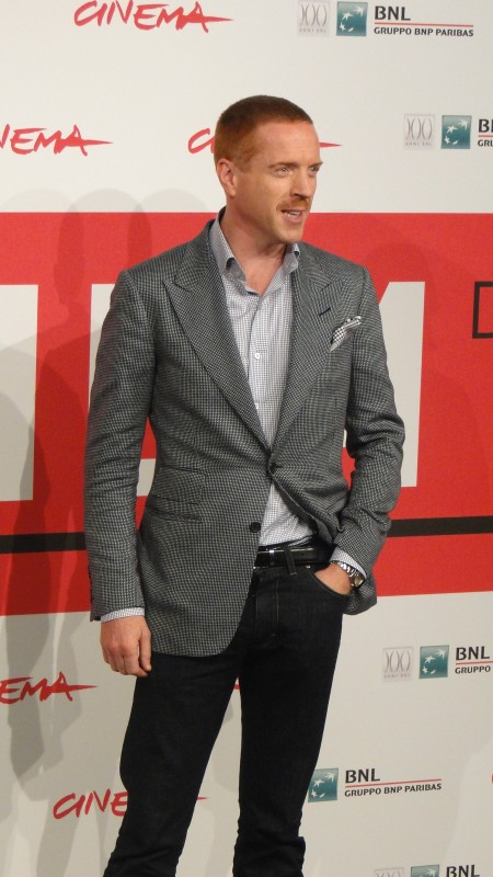 Romeo & Juliet: Damian Lewis posa al Festival di Roma 2013