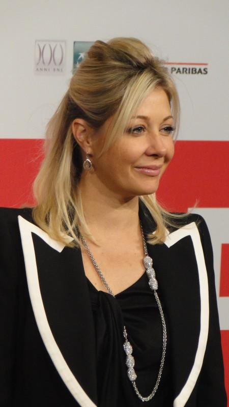 Romeo & Juliet: la produttrice Nadja Swarovski a Roma 2013