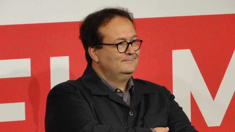 Romeo & Juliet: il regista Carlo Carlei posa al Festival di Roma 2013