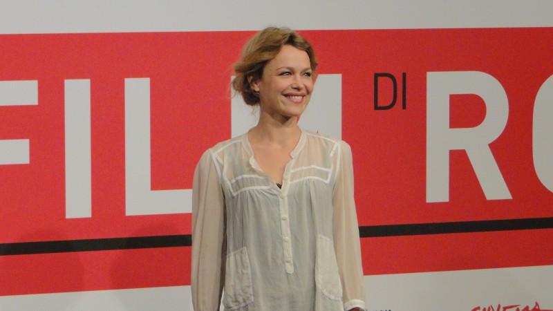 Sorrow and Joy: Helle Fagralid posa al Festival di Roma 2013