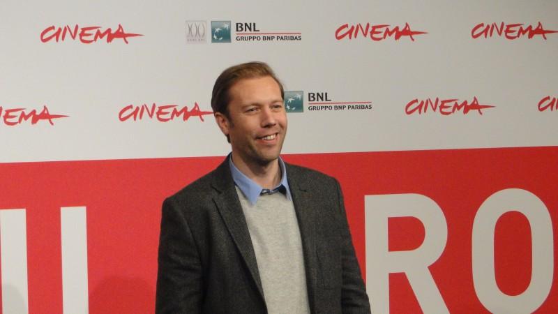 Sorrow and Joy: Jakob Cedergren posa al Festival di Roma 2013
