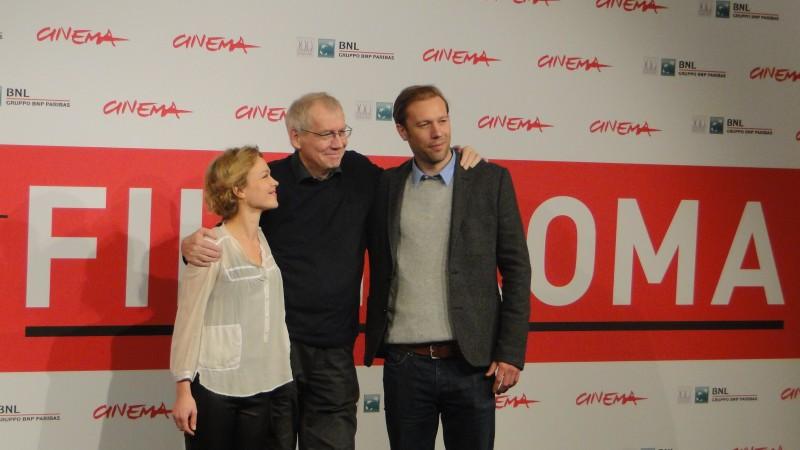 Sorrow and Joy: Nils Malmnos, Helle Fagralid e Jakob Cedergren al Festival di Roma 2013