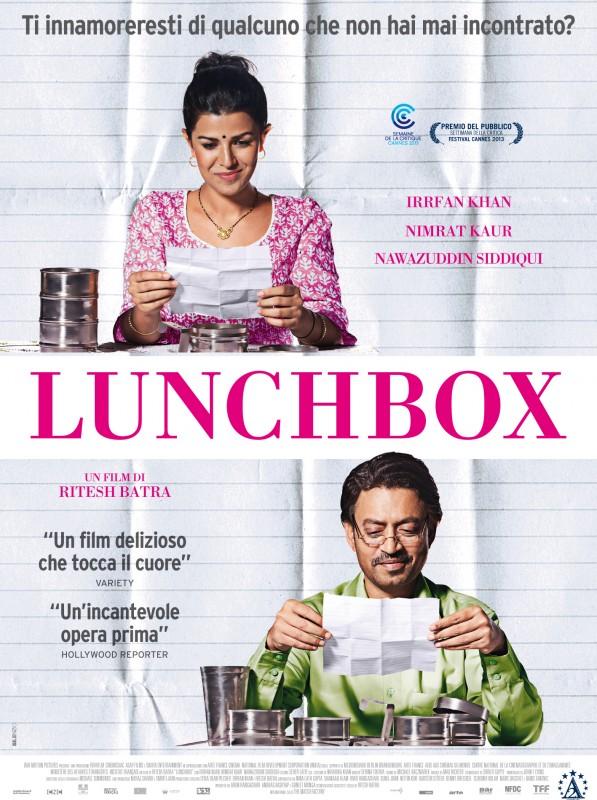 The Lunchbox: il manifesto italiano