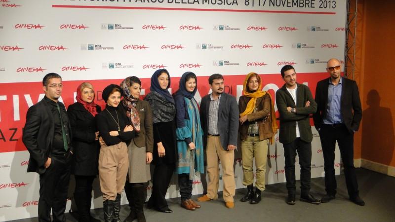Acrid: il cast del film a Roma 2013