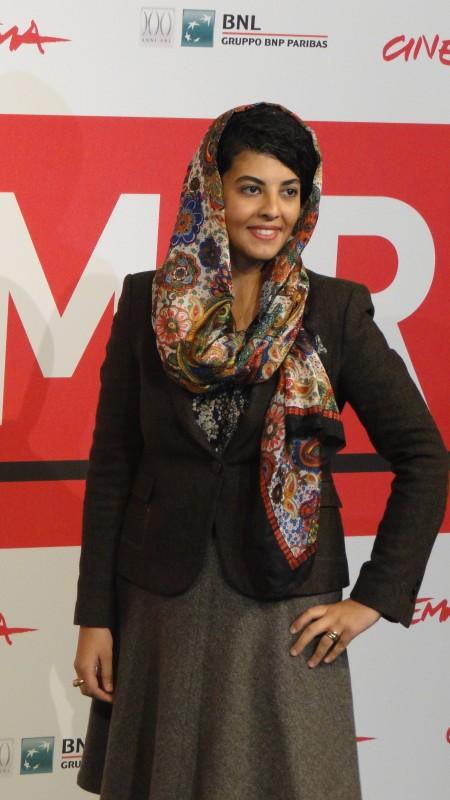 Acrid: Nawal Sharifi posa al Festival di Roma 2013