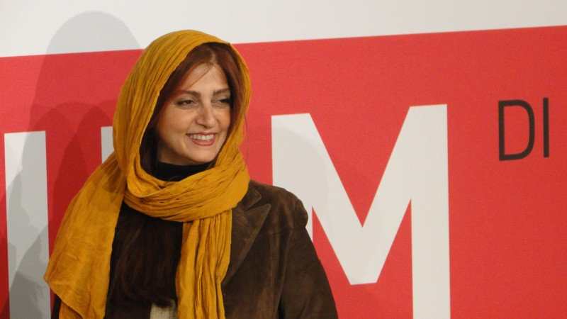 Acrid: Roya Javidniya posa al Festival di Roma 2013