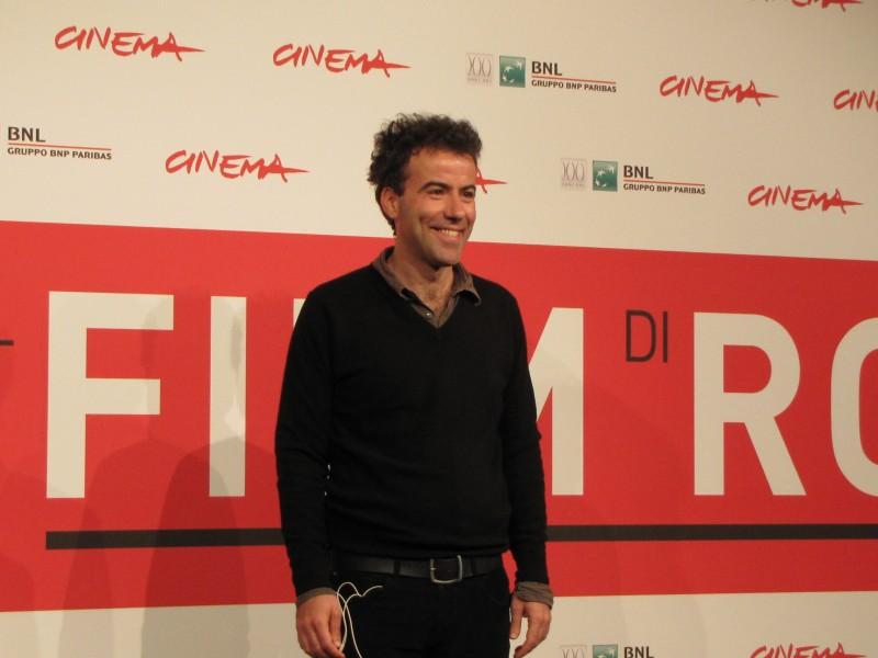 Border al Festival di Roma 2013 - il regista Alessio Cremonini presenta il film