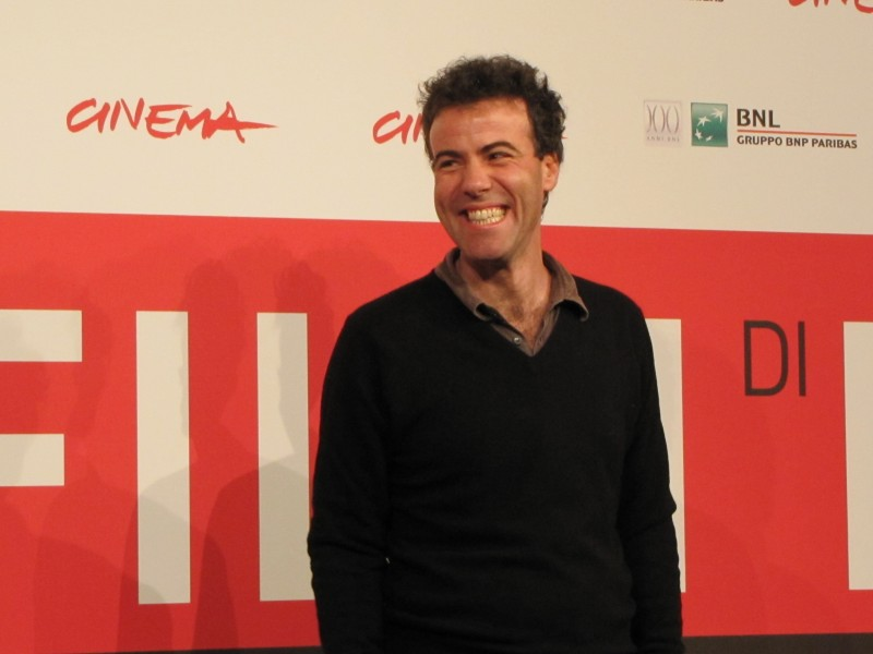 Border al Festival di Roma 2013 - il regista Alessio Cremonini presenta il suo film