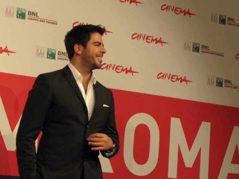 Eli Roth presenta The Green Inferno al Festival di Roma nel 2013