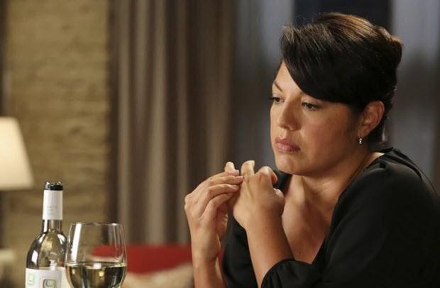 Grey's Anatomy: una scena dell'episodio Two Against One
