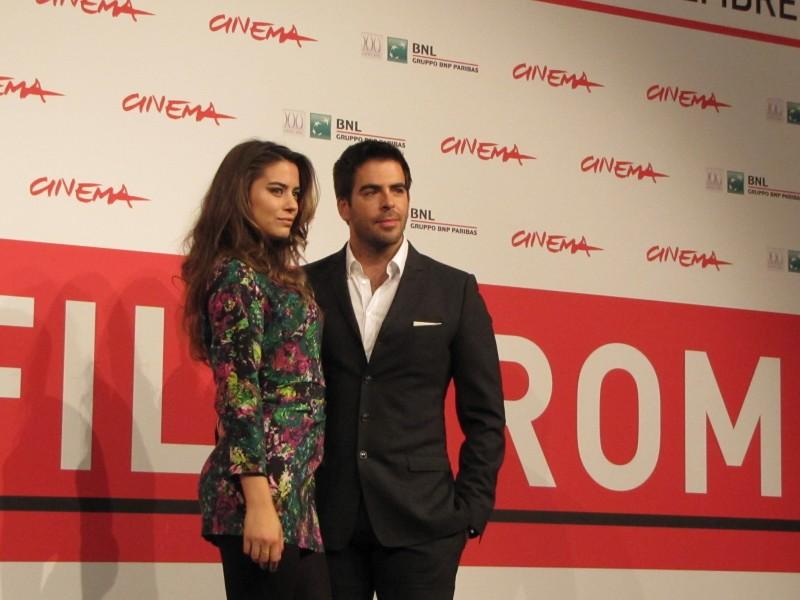Roma 2013: Eli Roth presenta The Green Inferno con Lorenza Izzo
