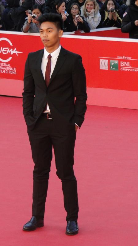 Se chiudo gli occhi non sono più qui: Mark Manaloto sul tappeto rosso di Roma 2013